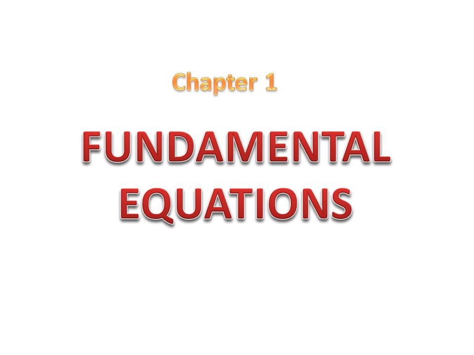 If F = F(x, y), the total differential of F is: with (1.16)