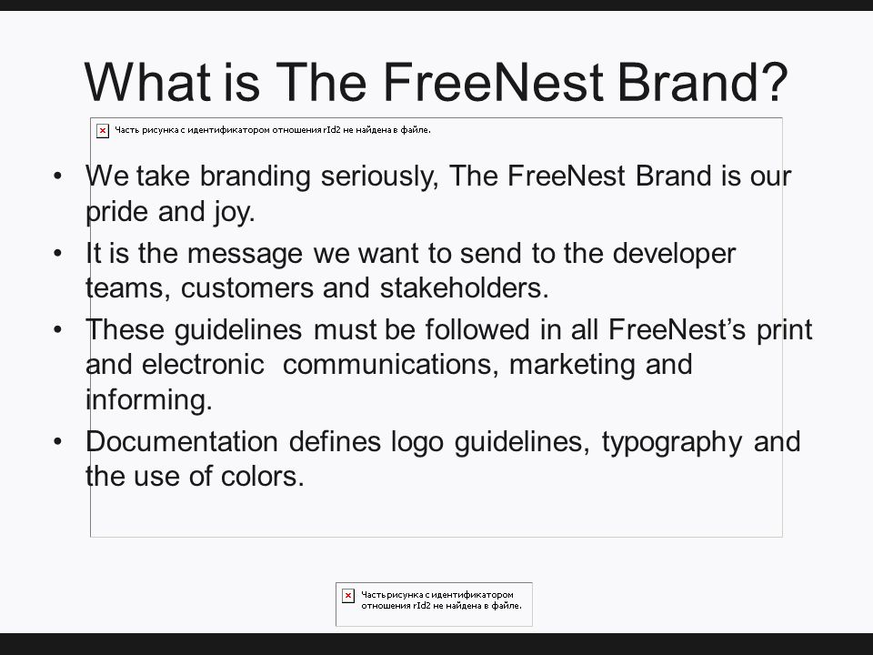 What is The FreeNest Brand. We take branding seriously, The FreeNest Brand is our pride and joy.