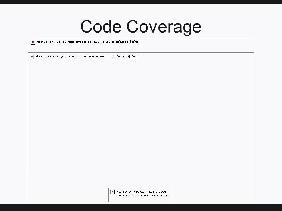 Code Coverage