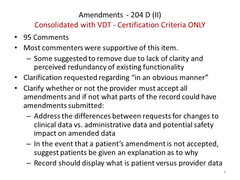 Secure Messaging - 207 (III) HITSC Feedback We recognize that this measure is intended to motivate EPs to encourage their patients to use secure electronic messaging.