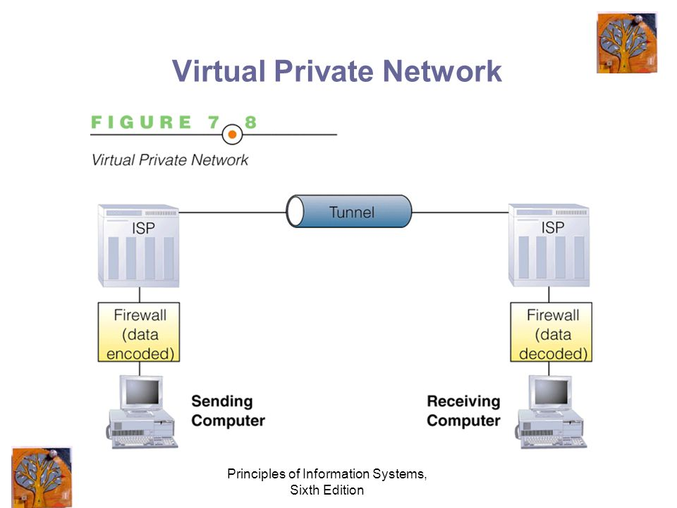 Principles of Information Systems, Sixth Edition Virtual Private Network