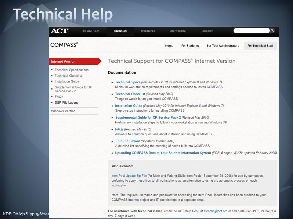 KDE:OAA:js & pp:9/8/2011 27