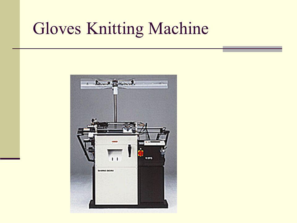 Gloves Knitting Machine