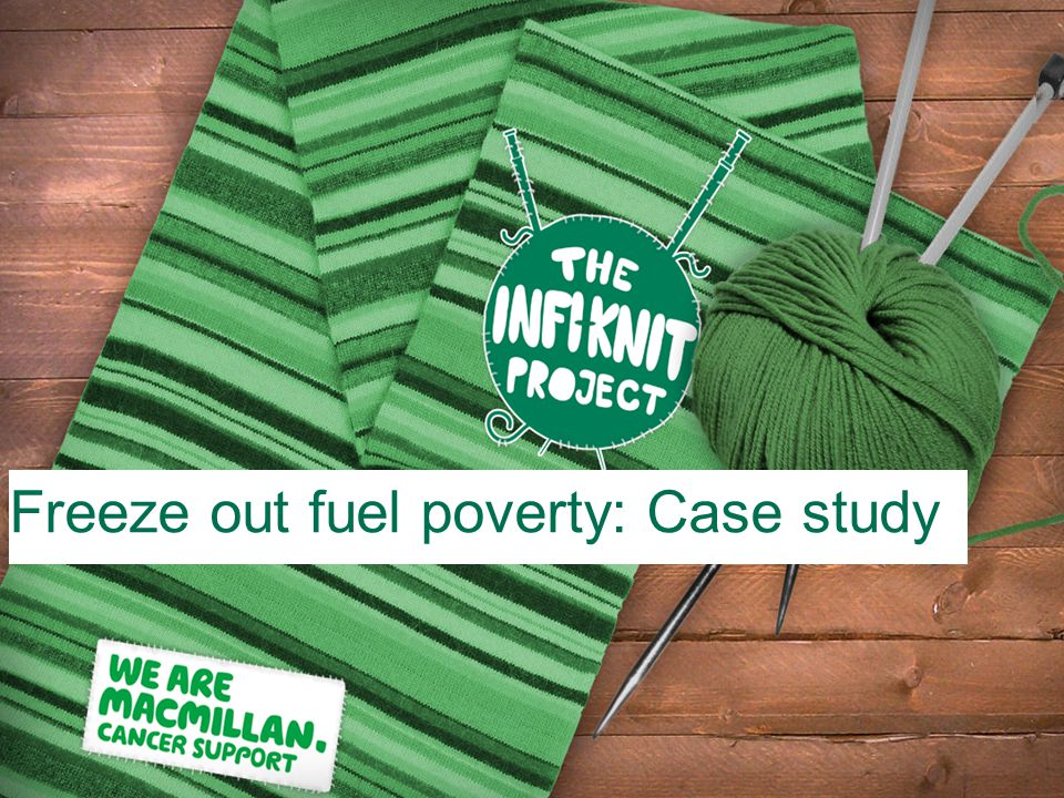 Freeze out fuel poverty: Case study