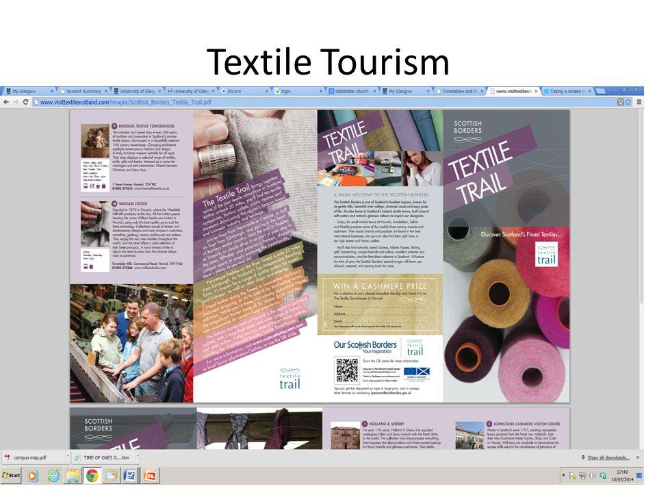 Textile Tourism
