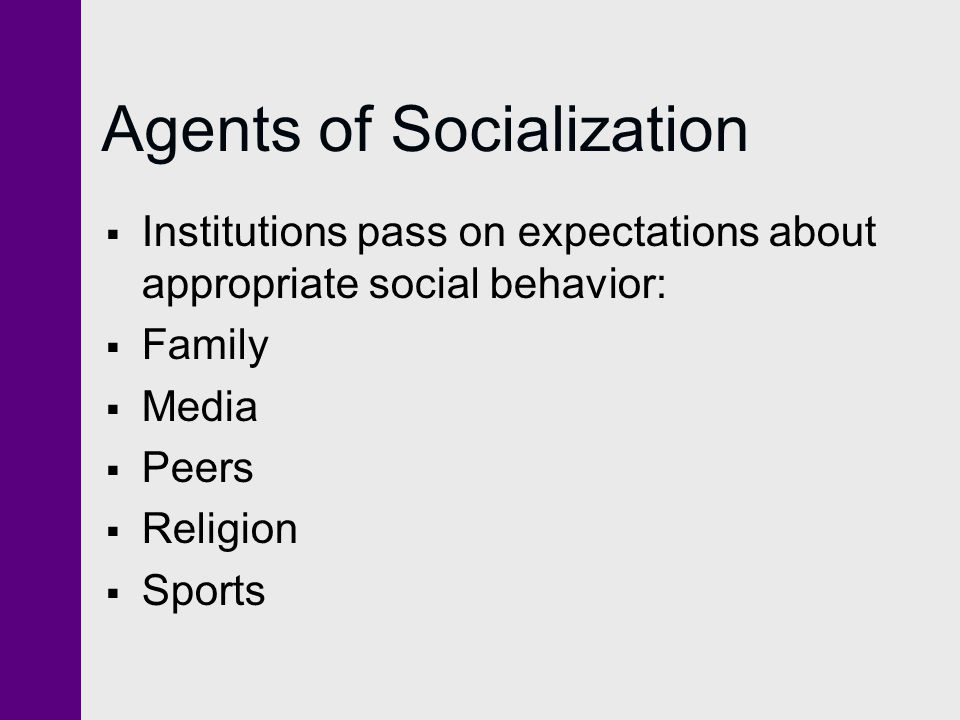Answer: True  Socialization is a subtle form of social control.