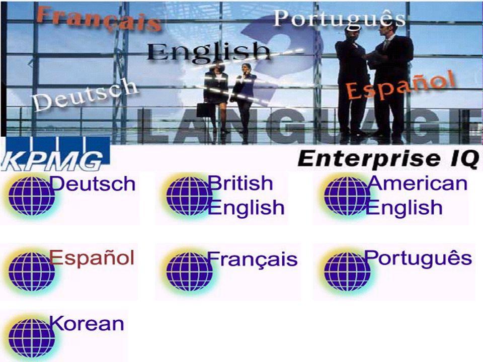 KPMG Consulting - 43 - http:// www. kpmgeiq. com The Knowledge Management Enterprise Involvement Questionnaire (EIQ)
