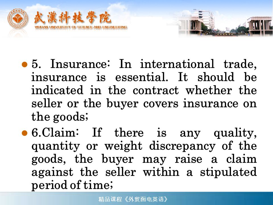 Terms of Payment: By Confirmed, Irrevocable, Transferable, and Divisible Letter of credit to be available by sight draft, to reach the Sellers before November 30,19__ and to remain valid for negotiation in China until the 20 th day after the aforesaid time of shipment.
