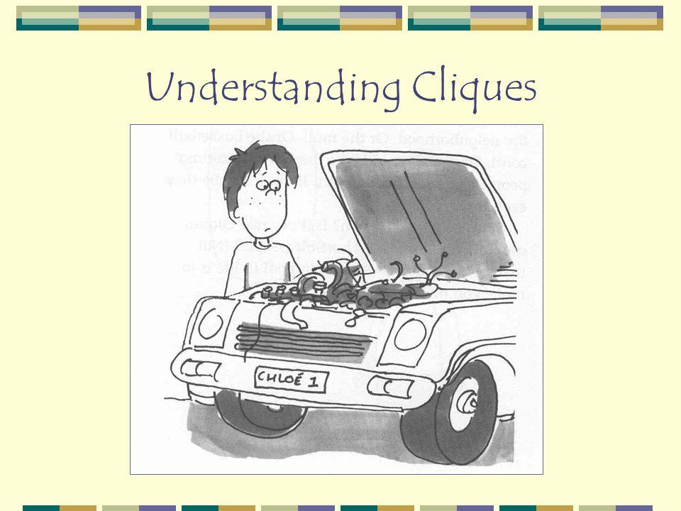 Understanding Cliques