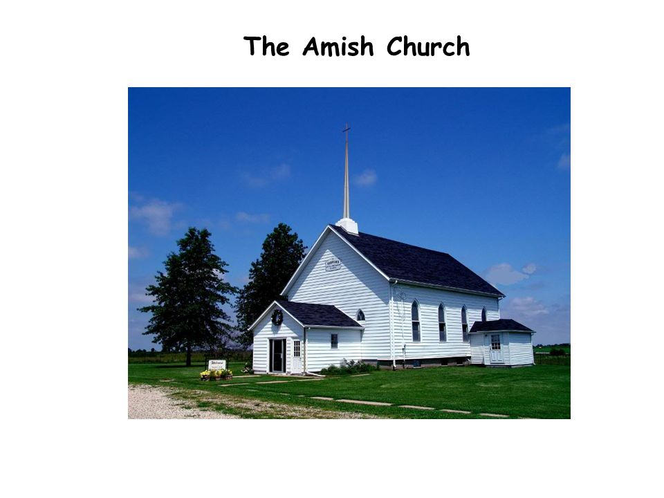 The Amish Church