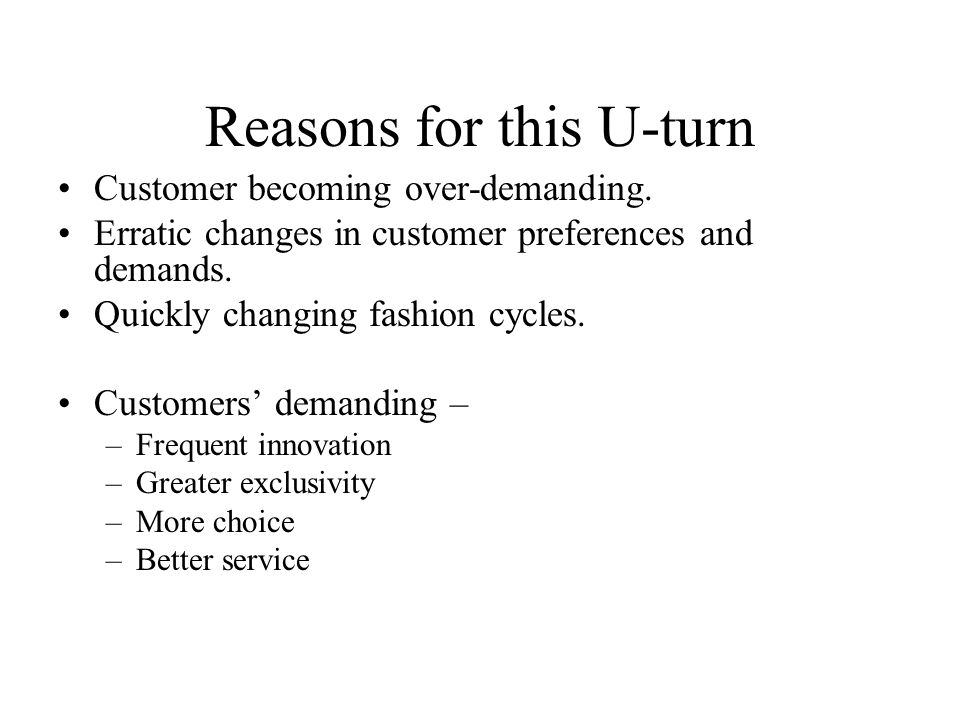 Key Issues Changing consumer lifestyles and needs, affecting the entire supply chain Changes in Retail Industry and supply chain, impacting sourcing and lead times Emerging partnerships in sourcing Political and regional trade affiliations, preferential trade agreements influencing trade flows Preparedness of Textiles and Clothing Industry for Free Trade regime