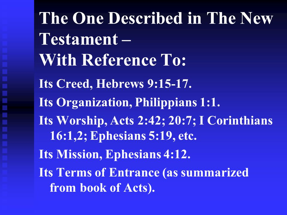 Resolve Differences Among Brethren.Matthew 5:23-24 (Obligation of the offending party).