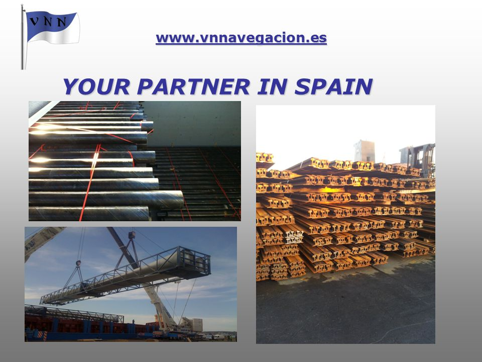 www.vnnavegacion.es YOUR PARTNER IN SPAIN