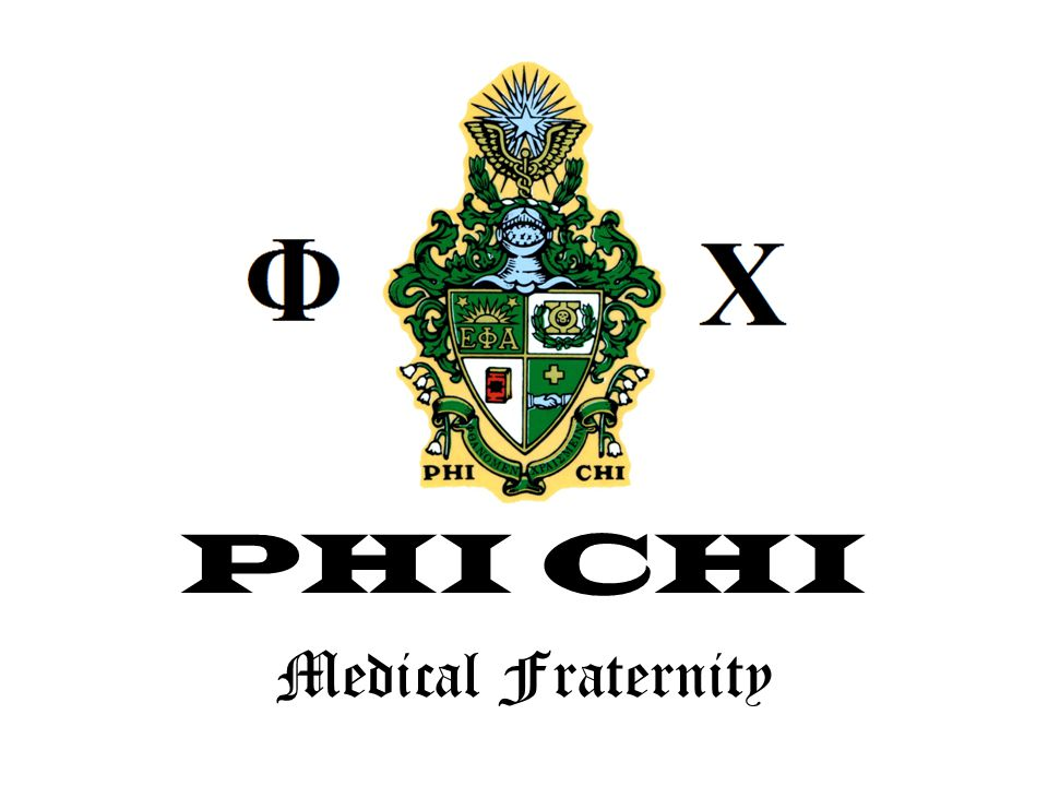 PHI CHI Medical Fraternity