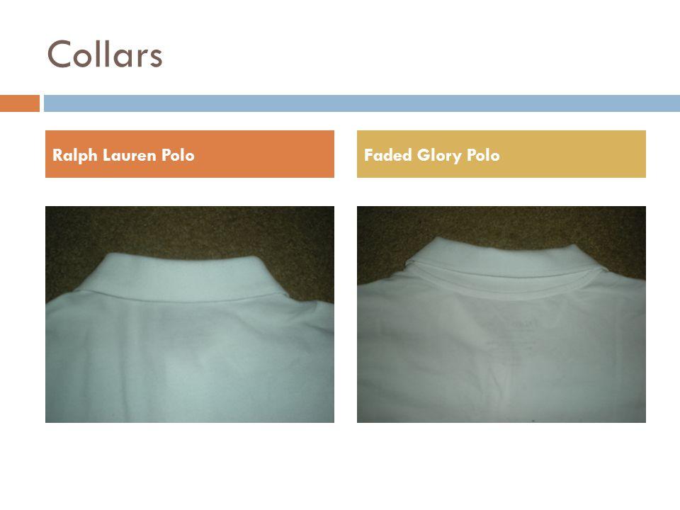 Collars Ralph Lauren PoloFaded Glory Polo