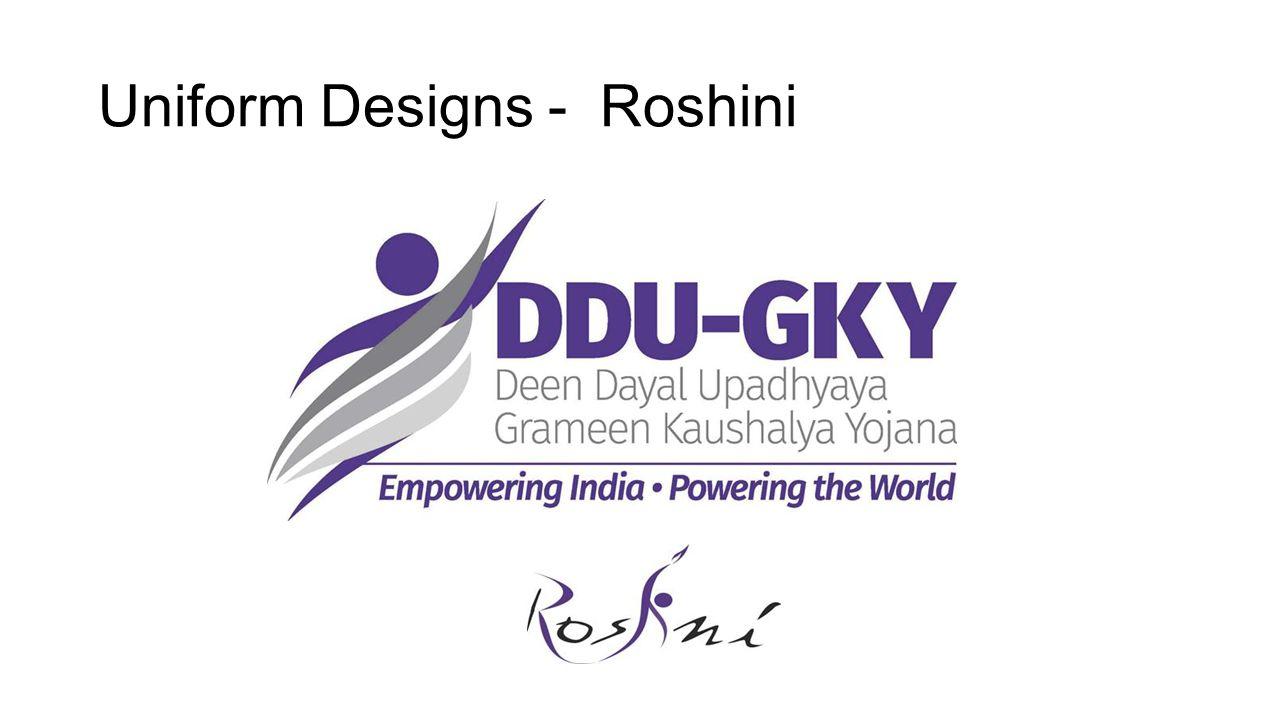 Uniform Designs - Roshini