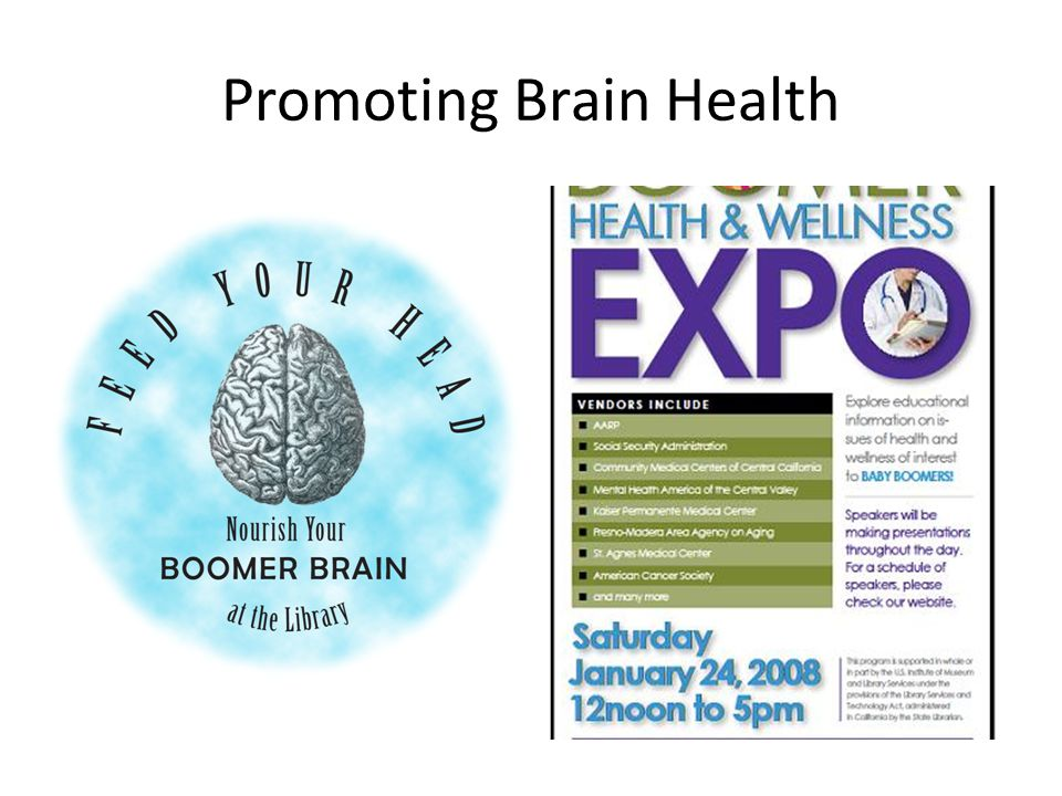 Promoting Brain Health