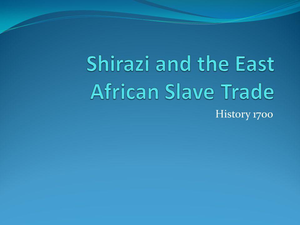 History 1700