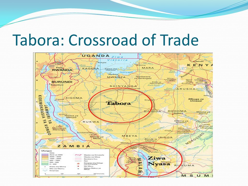 Chemical Metaphor of Change The reaction was profound between local, lineage- based agricultural societies, representatives of mercantile capital (traders) seeking slaves and ivory, and presence of new military techniques derived from refugees from South Africa.