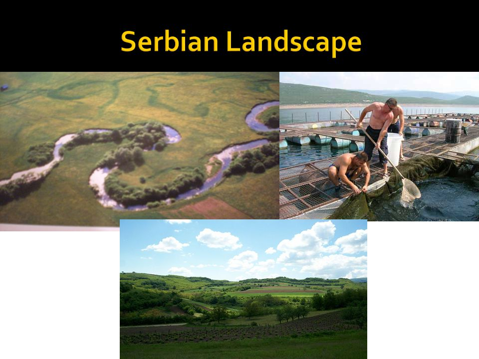  Background Info: Serbia is a landlocked country in Eastern Europe, and is the gateway between Europe and the Middle East, particularly Turkey.