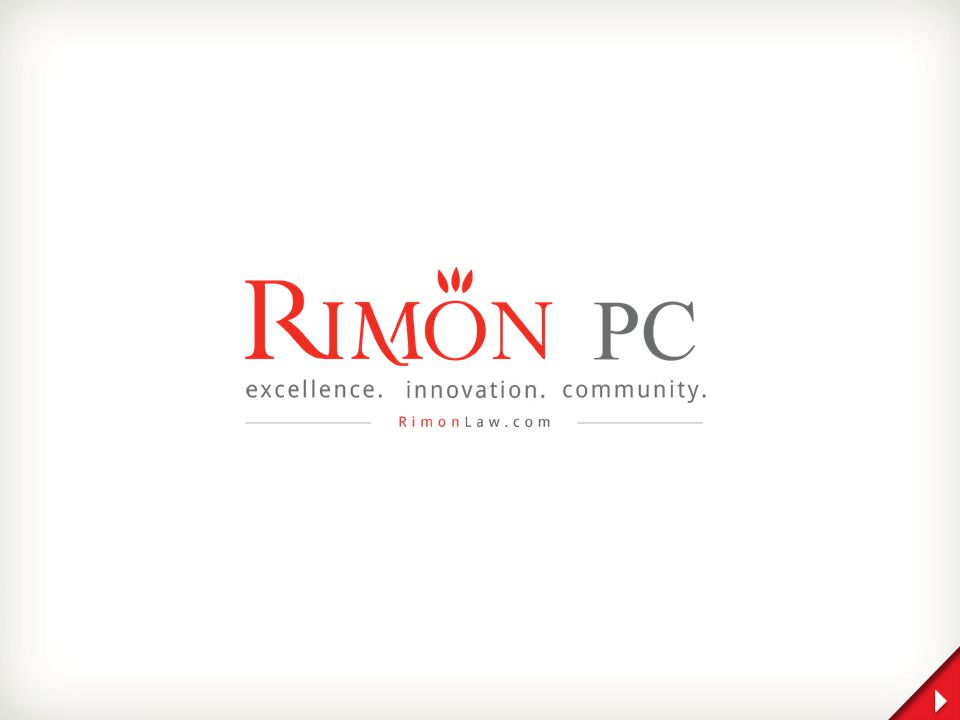 RIMON 1 Rimon combines the close-knit collaboration and agility of a high-end boutique law firm, with the comprehensive multidisciplinary and global reach of an international firm.