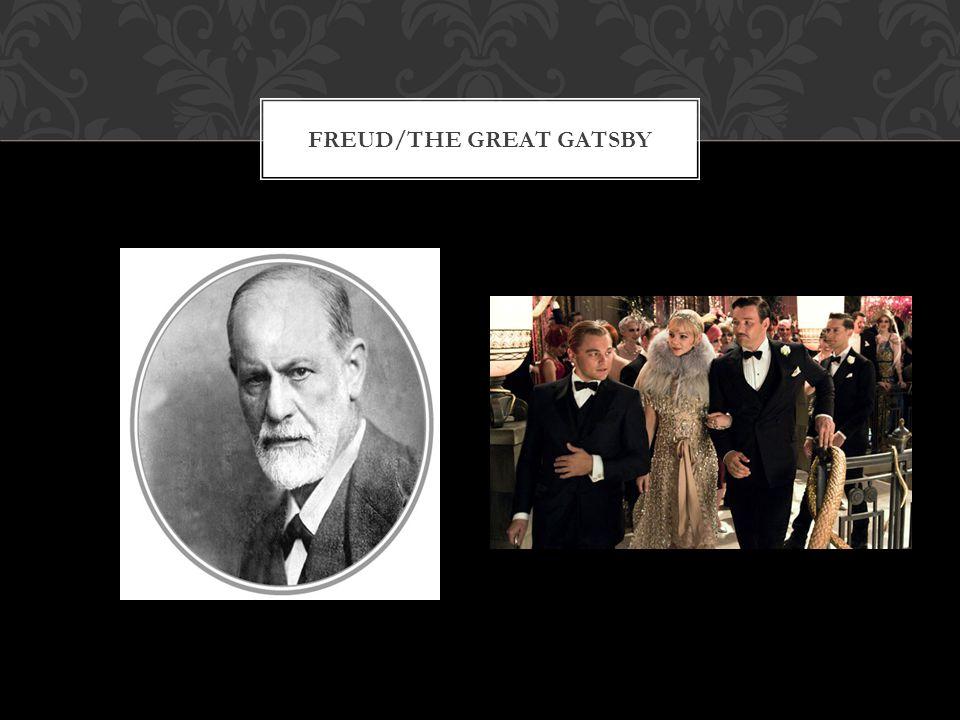 FREUD/THE GREAT GATSBY