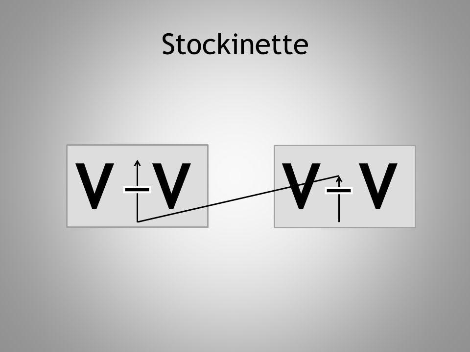 Stockinette V V