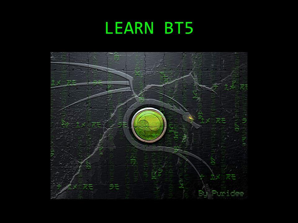 LEARN BT5