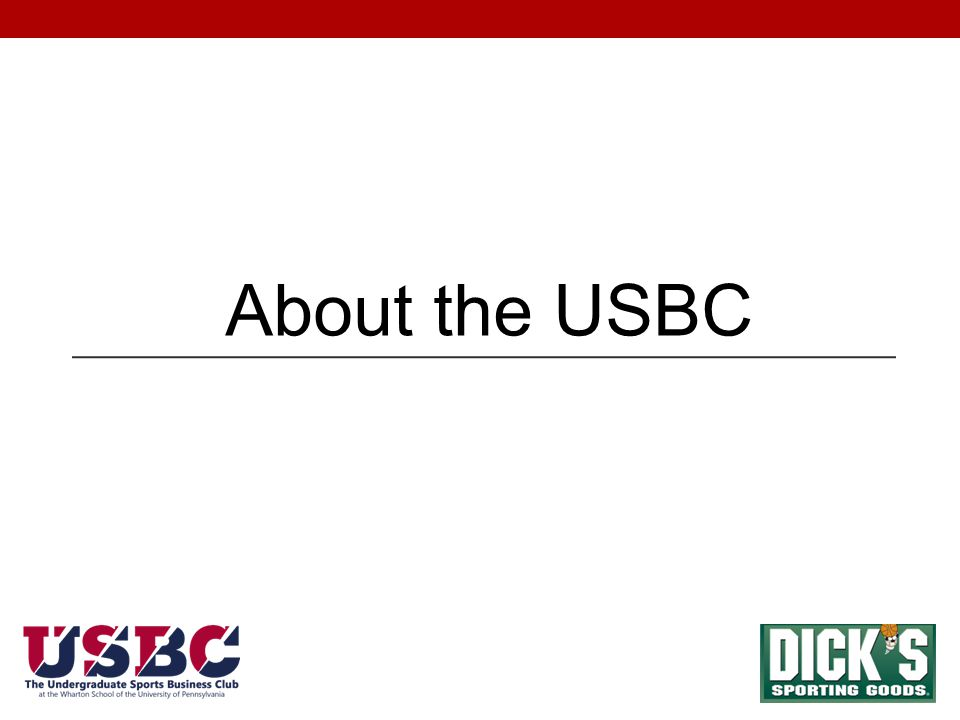 About the USBC