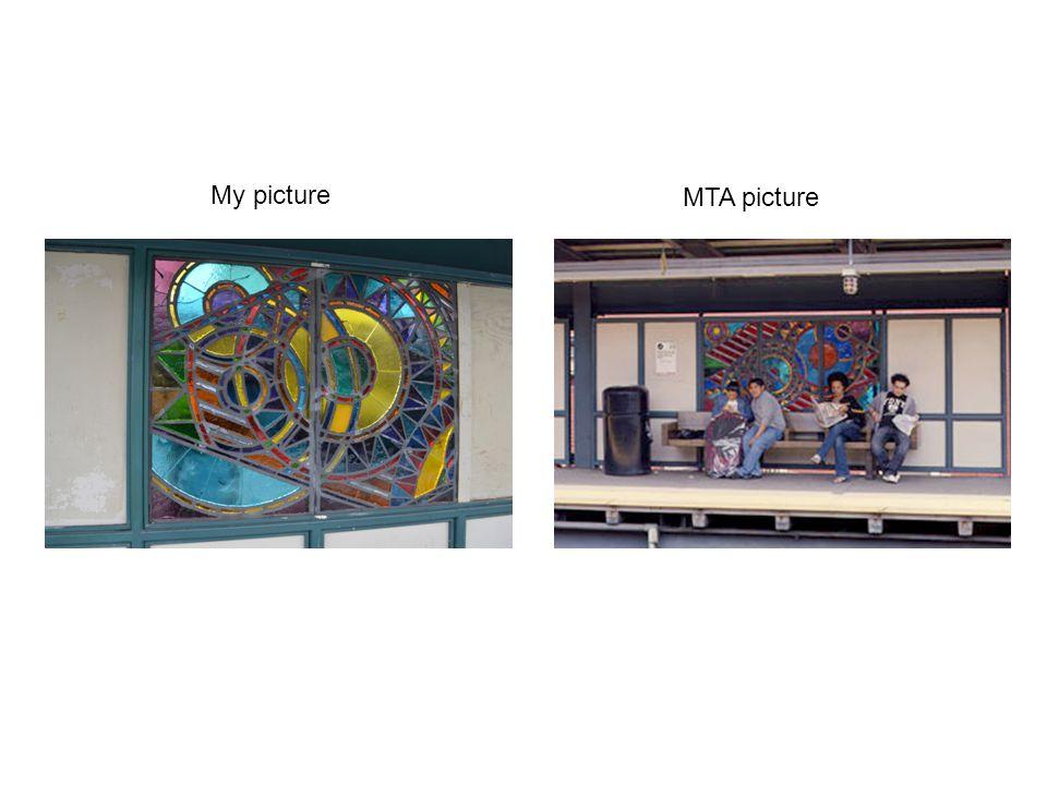 My picture MTA picture
