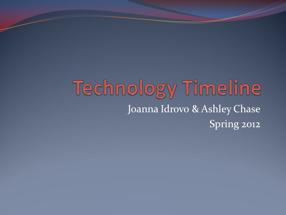 Joanna Idrovo & Ashley Chase Spring 2012