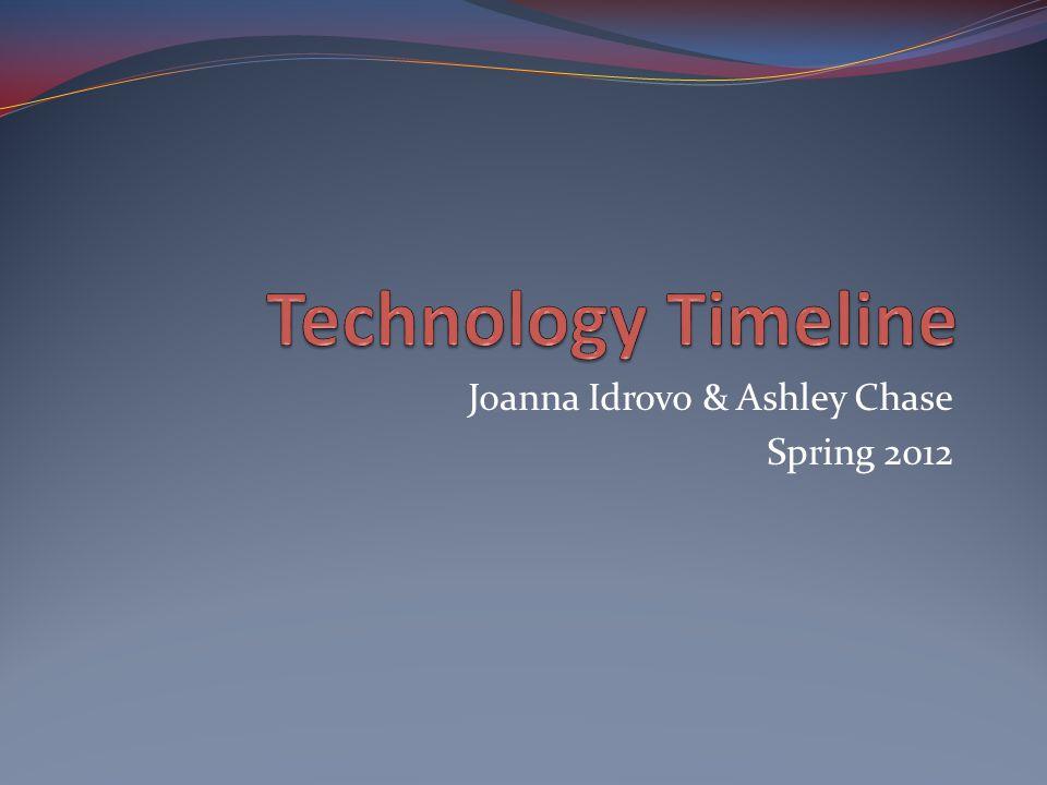 Joanna Idrovo & Ashley Chase Spring 2012