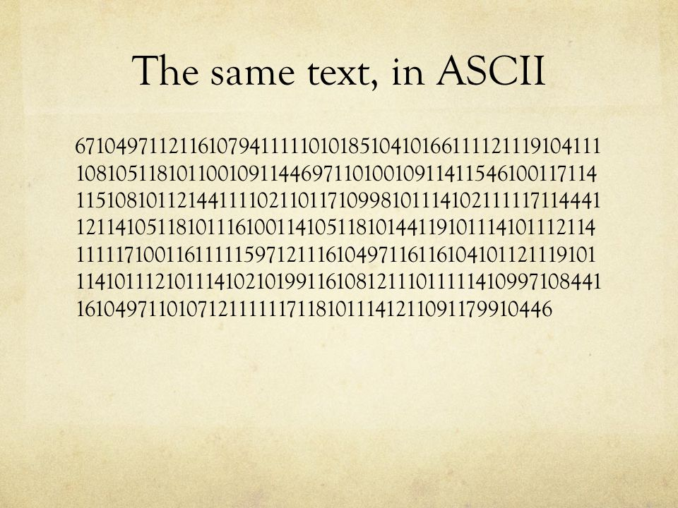 The same text, in ASCII 6710497112116107941111101018510410166111121119104111 108105118101100109114469711010010911411546100117114 1151081011214411110211011710998101114102111117114441 1211410511810111610011410511810144119101114101112114 1111171001161111159712111610497116116104101121119101 1141011121011141021019911610812111011111410997108441 16104971101071211111171181011141211091179910446
