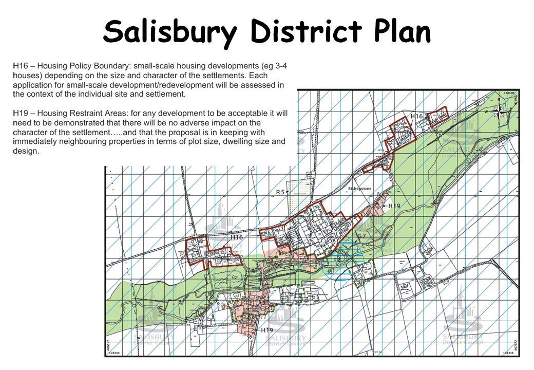 Salisbury District Plan
