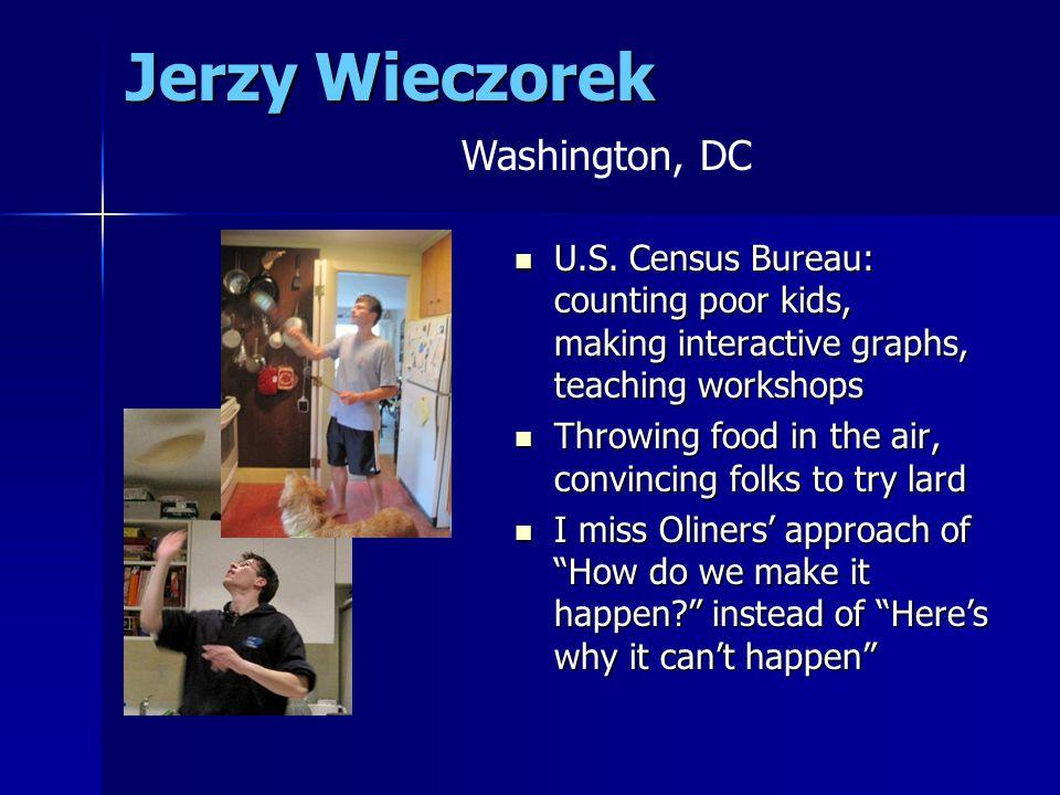 Jerzy Wieczorek U.S.