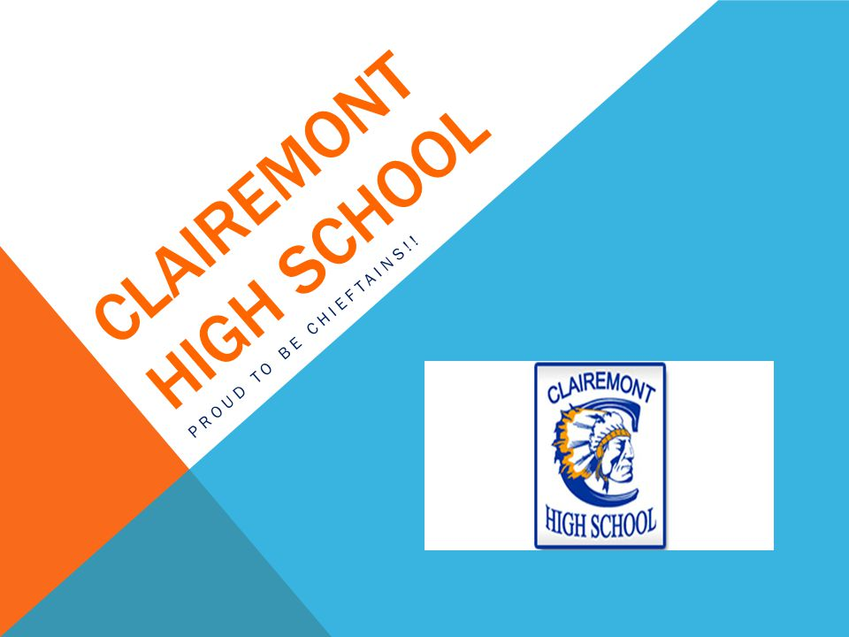 COLLEGE PLANNING Is your teen in the top 9% at CHS.