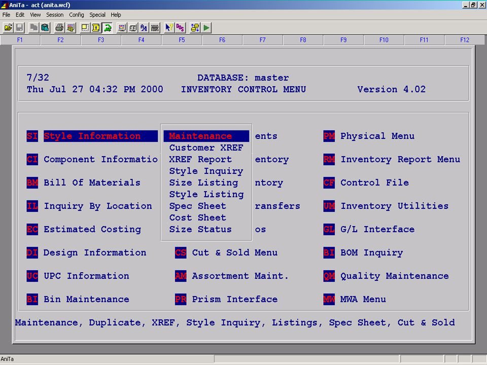 Accelerated Computer Technologies IN – Style Information
