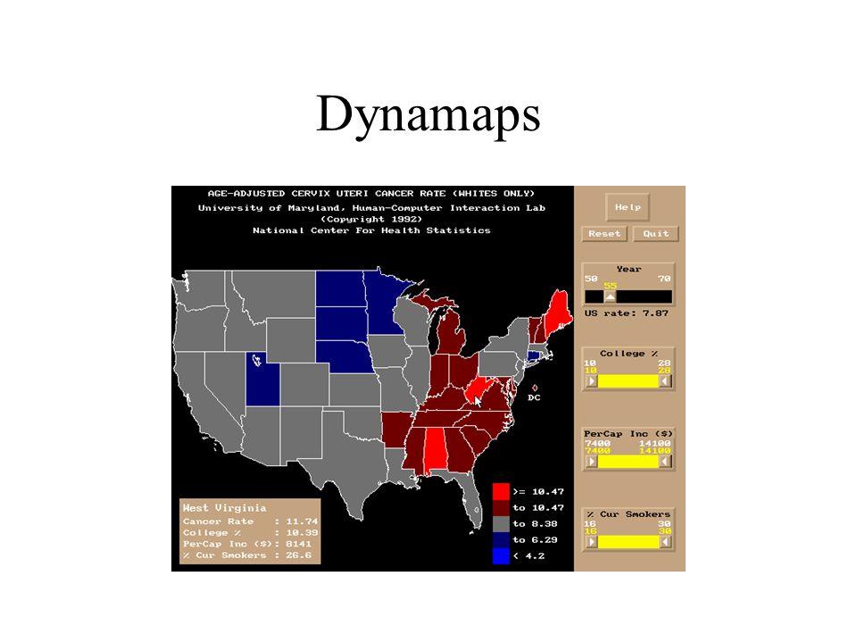 Dynamaps