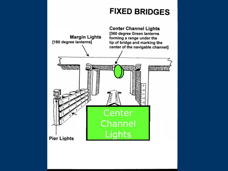 Center Channel Lights