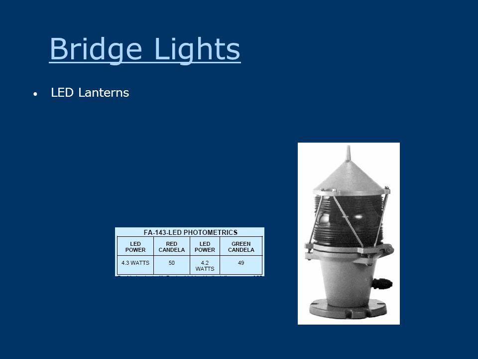 LED Lanterns Bridge Lights