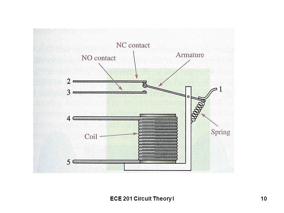 ECE 201 Circuit Theory I10