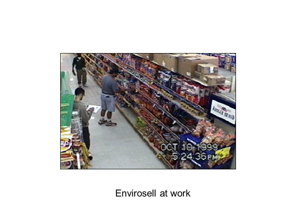 Envirosell at work