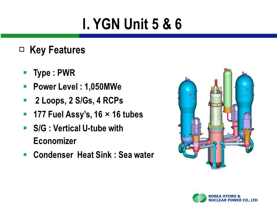 ProjectUnit Reactor Type Capacity (Mwe) Plant Type CODRemark Shin- Kori #1PWR1,000*OPR1000Dec.