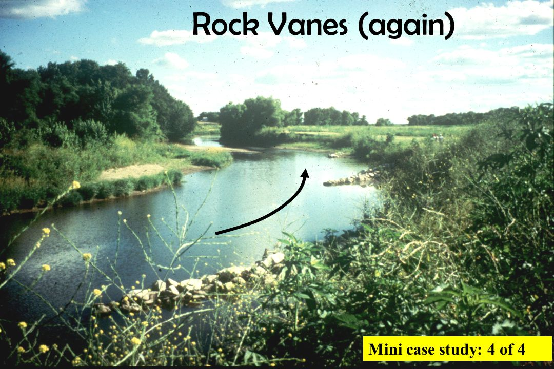 Rock Vanes (again) Mini case study: 4 of 4