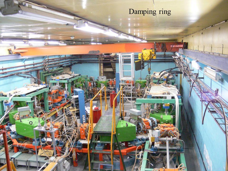 Damping ring