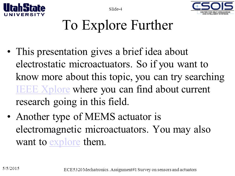 5/5/2015 ECE5320 Mechatronics.