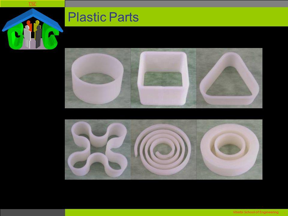 USC Viterbi School of Engineering. Plastic Parts