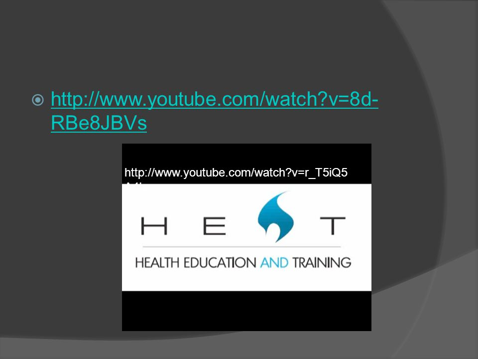  http://www.youtube.com/watch?v=8d- RBe8JBVs http://www.youtube.com/watch?v=8d- RBe8JBVs http://www.youtube.com/watch?v=r_T5iQ5 A4Ic