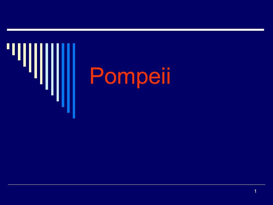 12 References  http://http.cs.berkeley.edu/~jhauser/pictu res/history/Rome/Pompeii http://http.cs.berkeley.edu/~jhauser/pictu res/history/Rome/Pompeii  http://old.jccc.net/~jjackson/pomp.html http://old.jccc.net/~jjackson/pomp.html  http://encarta.msn.com/encnet/refpages/ RefArticle.aspx?refid=761576319 http://encarta.msn.com/encnet/refpages/ RefArticle.aspx?refid=761576319  http://www.thecolefamily.com/italy/pomp eii http://www.thecolefamily.com/italy/pomp eii  http://cti.itc.virginia.edu/~jjd5t/cww/1997/r eport2.html http://cti.itc.virginia.edu/~jjd5t/cww/1997/r eport2.html