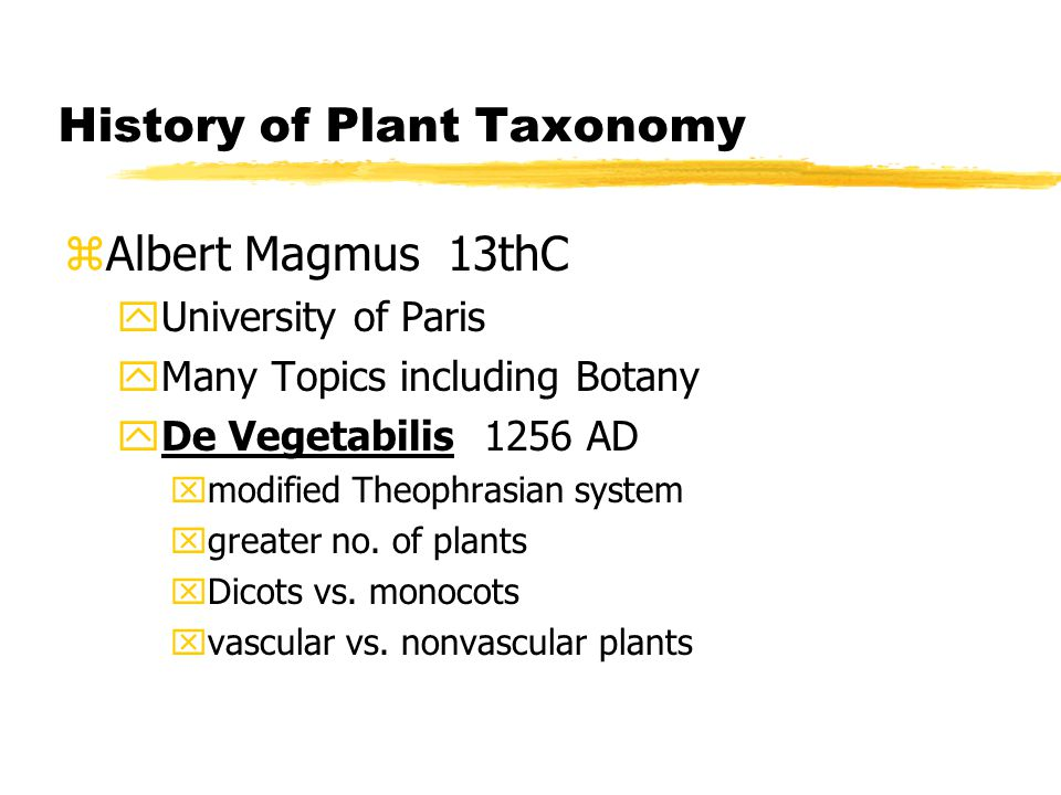Literature of Plant Taxonomy zRecords - Library and Herbarium zPublications: yMonograph -